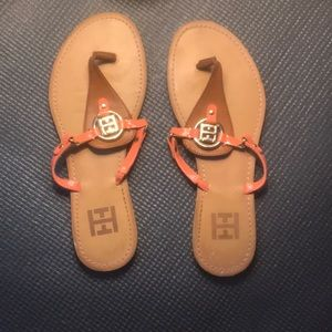 Tommy Hilfiger sandals size 6